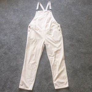 Hatch Collection Corduroy Overalls